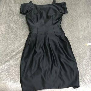 Victor Costa black dress